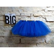 32091a61a4 Comprar Saia Tutu Para Fantasias Variadas Tule Azul Balé Adulto