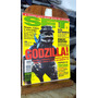 Revista Set 133 Godzilla!