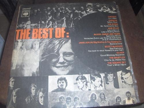 Lp The Best Of Janis Joplin Original