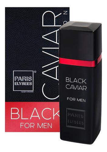 Black Caviar Paris Elysees Masc. 100 Ml-lacrado Com Nf-e Original
