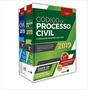 Combo Código Civil Código De Processo Civil 2019