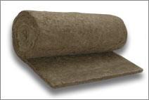 Feltro Lã De Rocha  Dens. 32kgs Esp. 25mm- Rolo Com 12m2