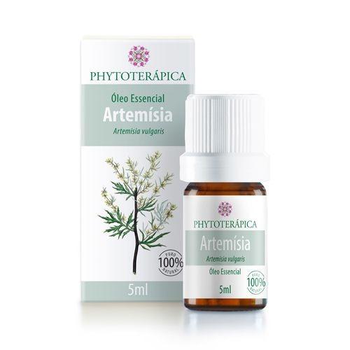 Óleo Essencial Artemísia - 5ml Phytoterápica