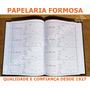 Livro De Selos Para Relogio E Bebidas Formosa Desde 1927