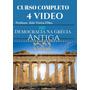Curso História Vídeoaulas/ Democracia Na Grécia Antiga