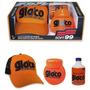 Kit Big Glaco Glaco Washer Edição Limitada Com Boné Soft99