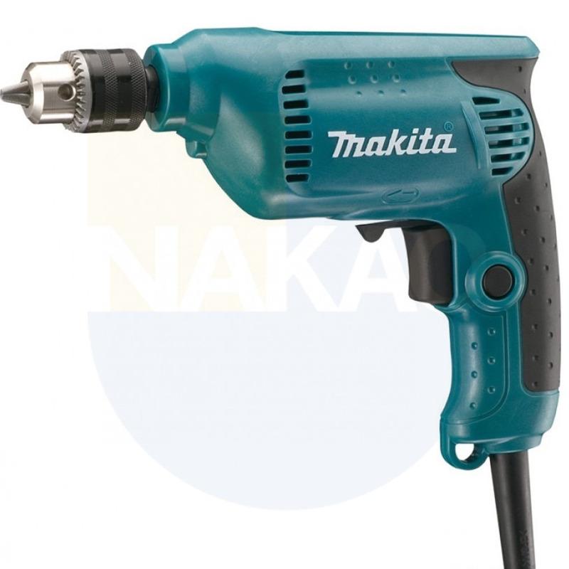 """Furadeira 6412 de 3/8"""" 450 watts - Makita"""