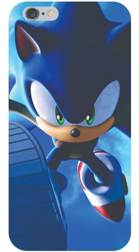 Capinha De Celular Diversos Modelos Game Movie Sonic Original