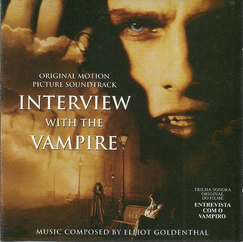 Interview With The Vampire  Entrevista Com O Vampiro Tso Original