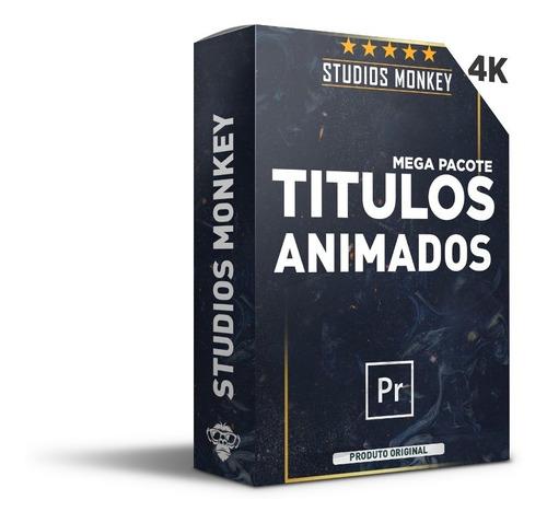 3000+ Projetos Titulos  Texto Transições Para Adobe Premiere Original