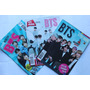 Kit Bts Com 3 Revista Pôster Ed. 01