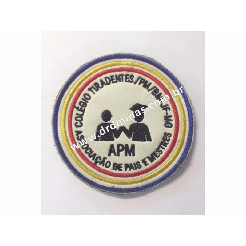 Distintivo Bordado CTPM - APM
