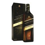 Johnnie Walker Whisky Escocês Double Black Garrafa 1 Litro