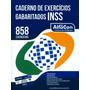 Caderno De Exercícios Gabaritados Inss Col. Alfa Concurso