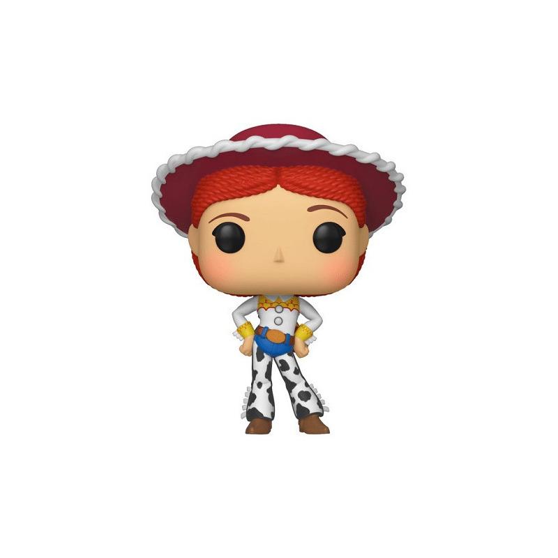 Jessie Pop Funko #526 - Toy Story 4 - Disney Pixar