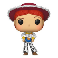 Jessie Pop Funko #526 - Toy Story 4 - Disney Pixar
