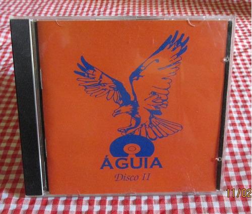 Cd Águia Disco 2 Funk Carioca  Excelente Estado!