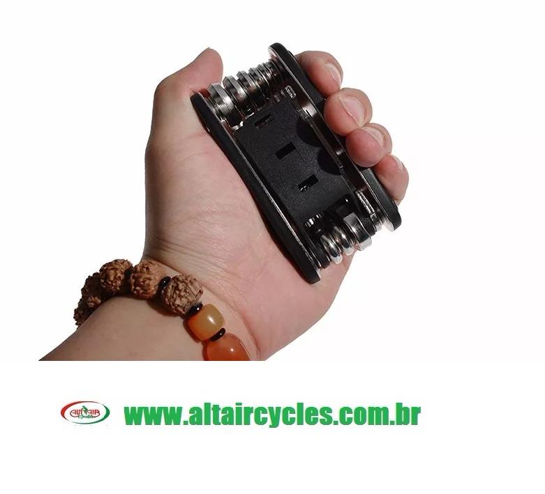 CHAVE CANIVETE ROCKBROS 16 FUNÇÕES