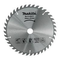 Lâmina de Serra 235x25x2.2 40D para Madeira - D-03377 - Maki