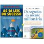 Livro As 16 Leis Do Sucesso Segredos Da Mente Milionaria