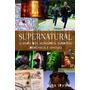 Supernatural Livro Dos Monstros Espiritos Demonios E Ghoul