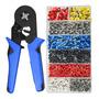 Toe Crimpping Tool Kit Ferrule Crimper Alicate 1200 Pcs Fio