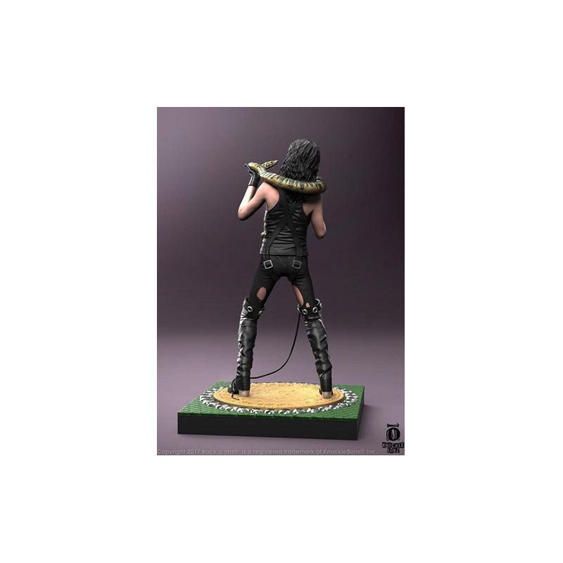 Estátua Alice Cooper Knucklebonz - Rock Iconz Statue