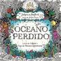 Oceano Perdido Livro Colorir Johanna Basf