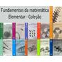 Livro Resolvido Matemática Elementar Gelson Lezzi Todos Vol