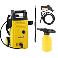 Kit Combo Lavadora de Alta Pressão 1523lbs HLX1102V + Conector Engate Rápido + Kit Detergente ou Shampoo - Tekna - 220 Volts