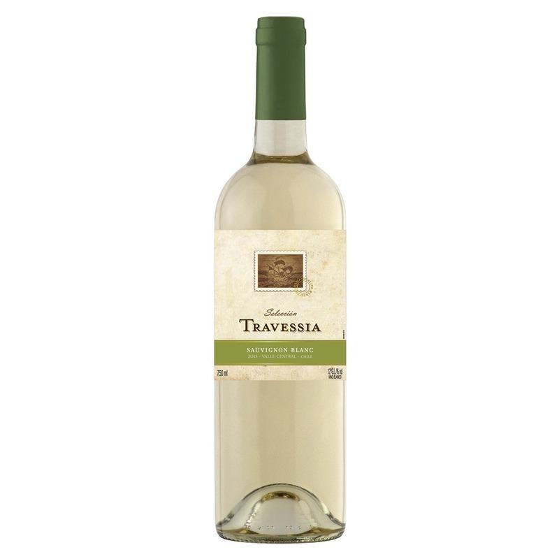 Vinho Fino Sauvignon Blanc 750ml - Travessia