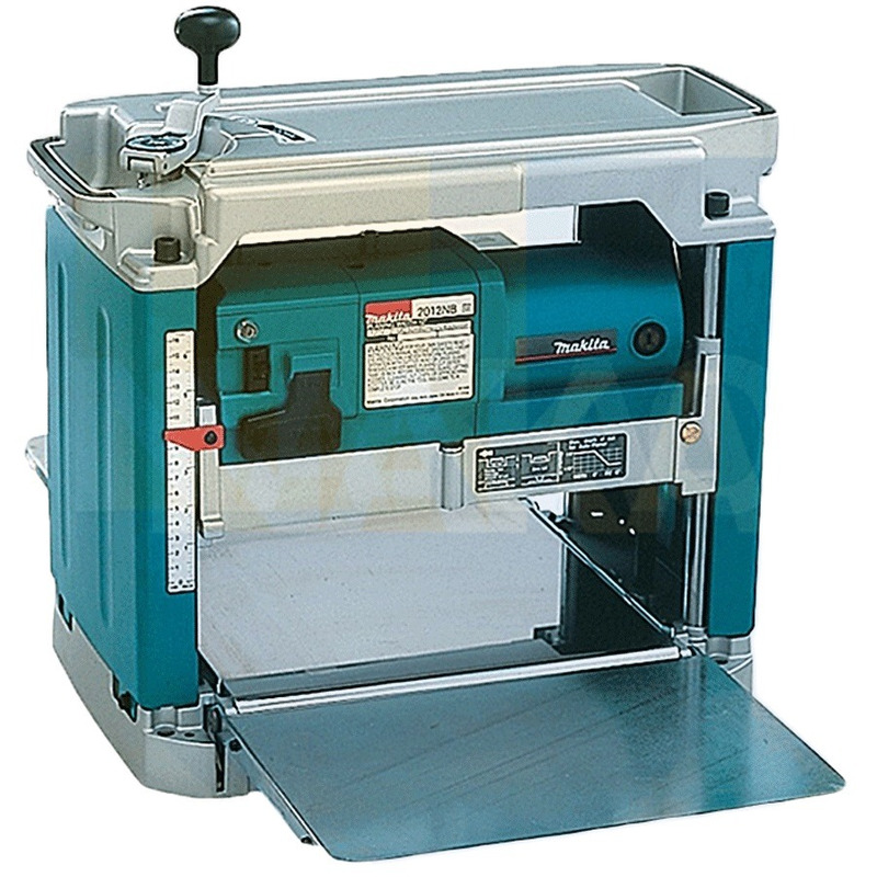 "Plaina Desengrosso 305mm 12"" 1.650 Watts - 2012NB - Makita"