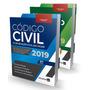 Cód. De Proc. Civil 50ª Ed. | Cód. Civil 37ª Ed.2019 Combo