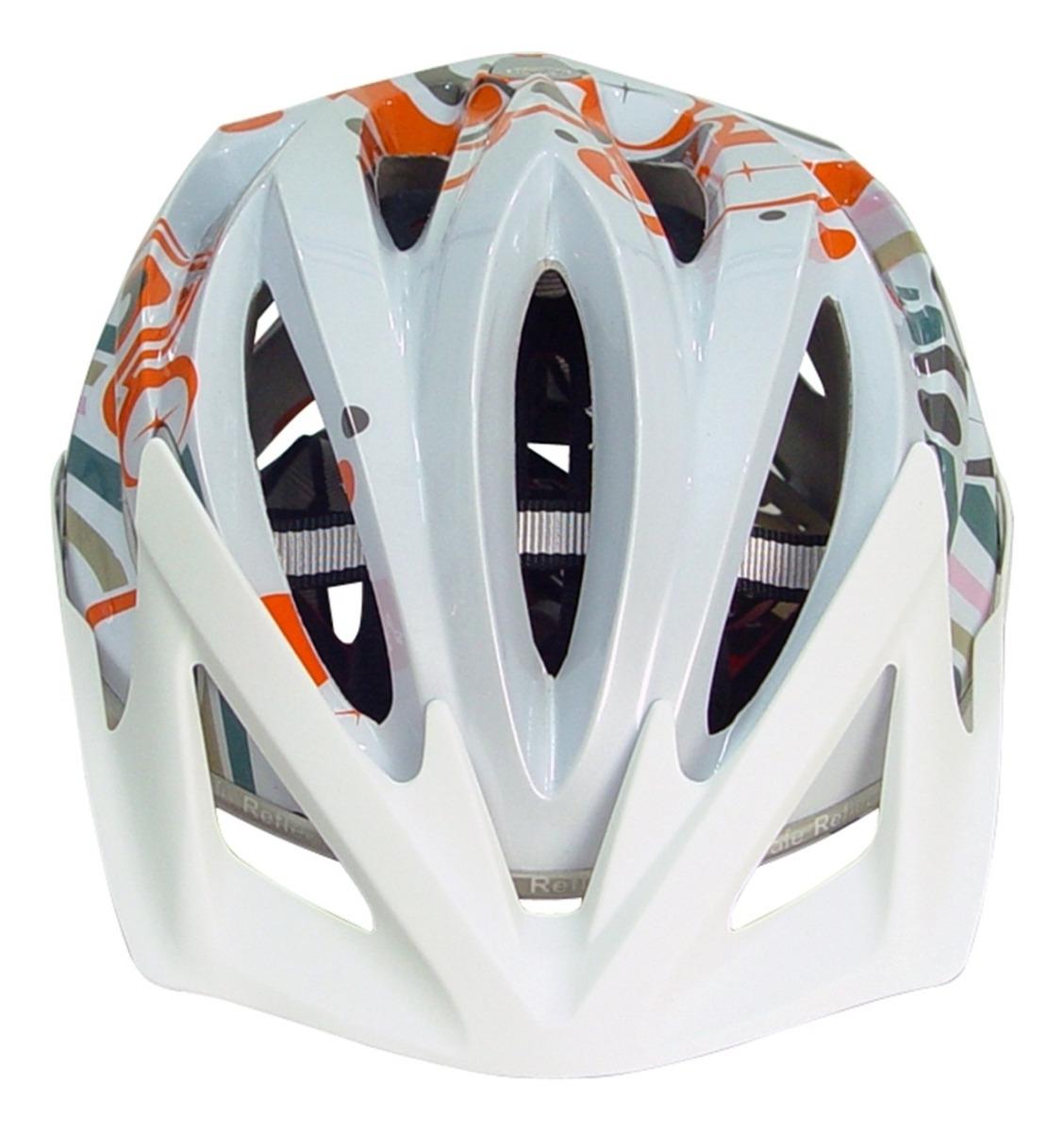 Capacete Ciclismo Mtb Prowell F44 Raden M/ L (56-62cm)