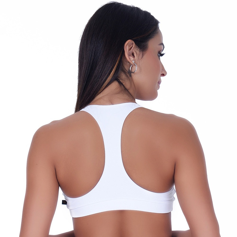Top Summer Soul Fitness Branco