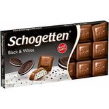 Barra De Chocolate Ao Leite Cookies n' Cream - Schogetten