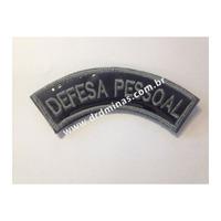 Distintivo Bordado Defesa Pessoal - U