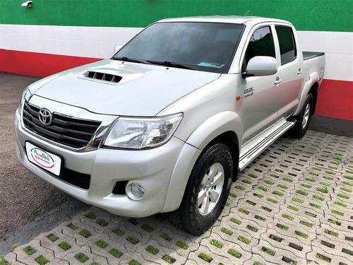Toyota Hilux 3.0 4x4 Cab. Dupla, Completa. Linda Camioneta