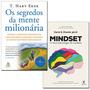 Kit Livros Mindset Os Segredos Da Mente Milionária