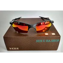 85f5b57db451a Comprar Oculos Oakley Romeo 2 Parriot Ruby +certificado+teste+frete