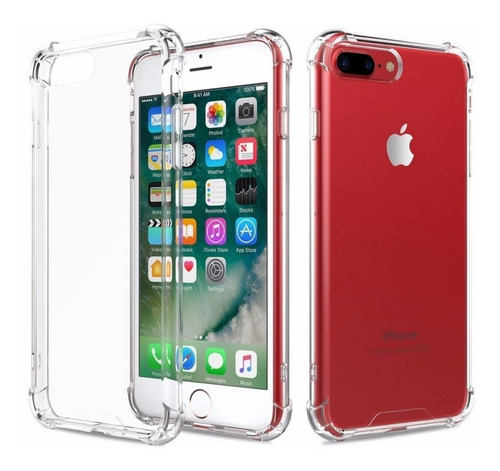 Capinha Anti Impacto iPhone 5 6 7 8 Plus 9 X 11 11 Pro Max Original