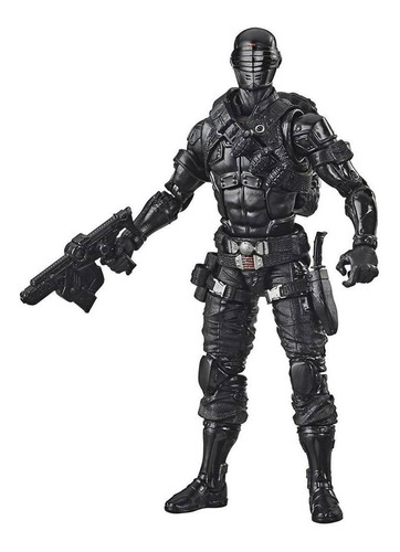 Snake Eyes Classified Series 02 - G.i. Joe - Hasbro Original