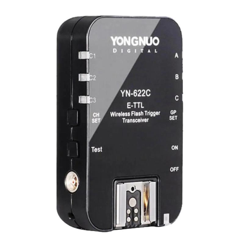 """Yongnuo Radio Flash Yn622C """"Unidade"""""""