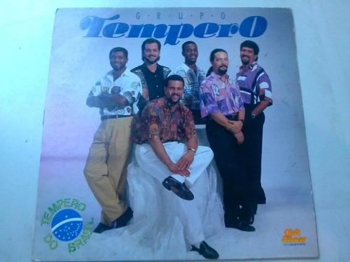 Lp - Vinil - Grupo Tempero - Tempero Do Brasil Original