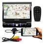 Dvd Player Pósitron Sp6730dtv 7 Polegadas Retrátil Bluetooth Espelhamento Tv Usb Aux Sd Fm Câmera De Ré Tartaruga