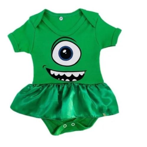 Body Bebê Fantasia Mesversário - Escolha O Modelo Original