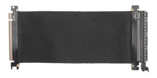 Cabo Para Gpu Adaptador Extensor Flexível Pci Ex Riser X16 Original