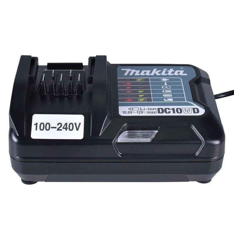 Carregador de Bateria 12V MAX-DC10WD-Makita