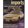 Auto Imports Out/1994 Legacy Gx Audi A8 4.2 Accord Lx Wagon