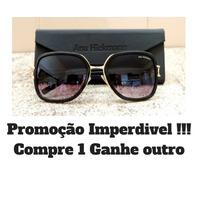 Comprar Kit 2 Oculos De Sol Original Ana Hickman Feminino 8229bb9c4c